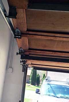 Garage Door Off Track Service Bonsall